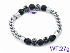 Stainless Steel Bracelet(Men)